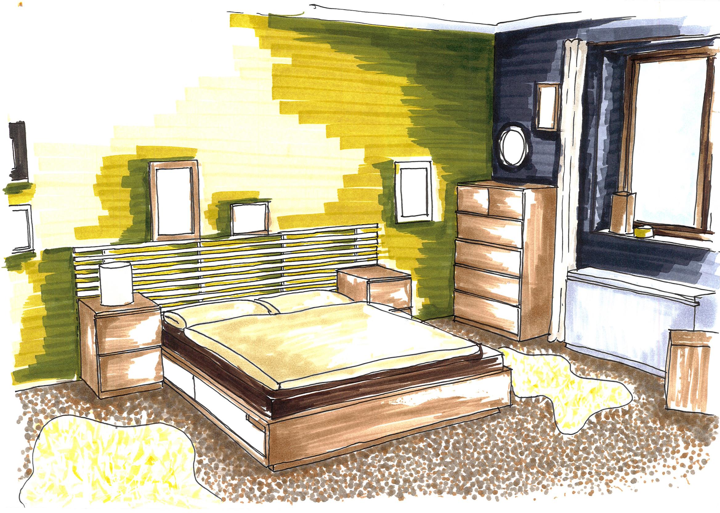 erholung ein neues schlafzimmer f r meine eltern der schl ssel zum gl ck. Black Bedroom Furniture Sets. Home Design Ideas