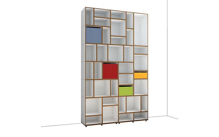 flexibilit t gesucht und gefunden modulregale von muuto und stocubo der schl ssel zum gl ck. Black Bedroom Furniture Sets. Home Design Ideas