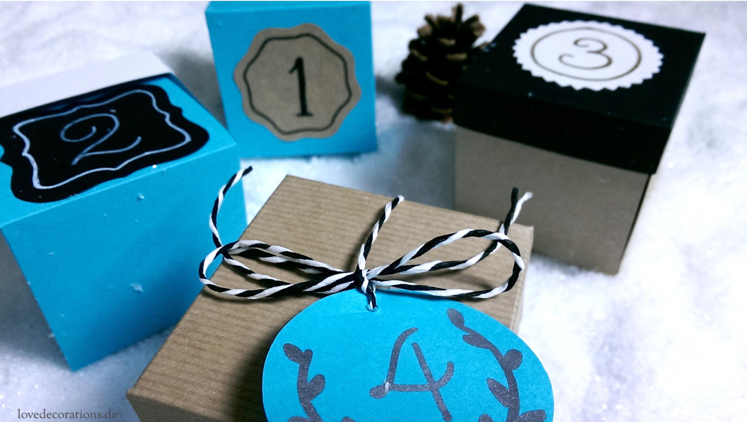15 Minuten Adventsbox 11