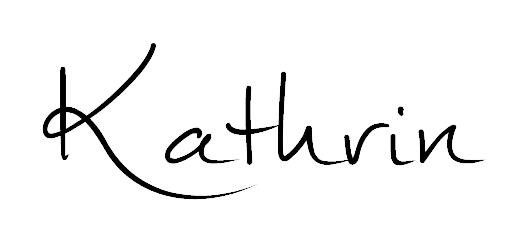 Kathrin Signatur frei