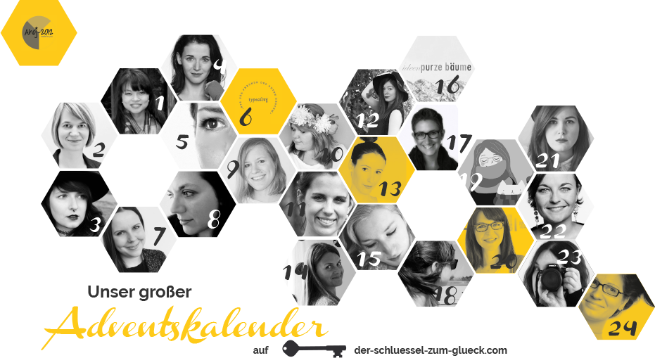 Adventskalender, Blog, Blogger, Kooperation, Türchen, Überraschung, Give away, 2015