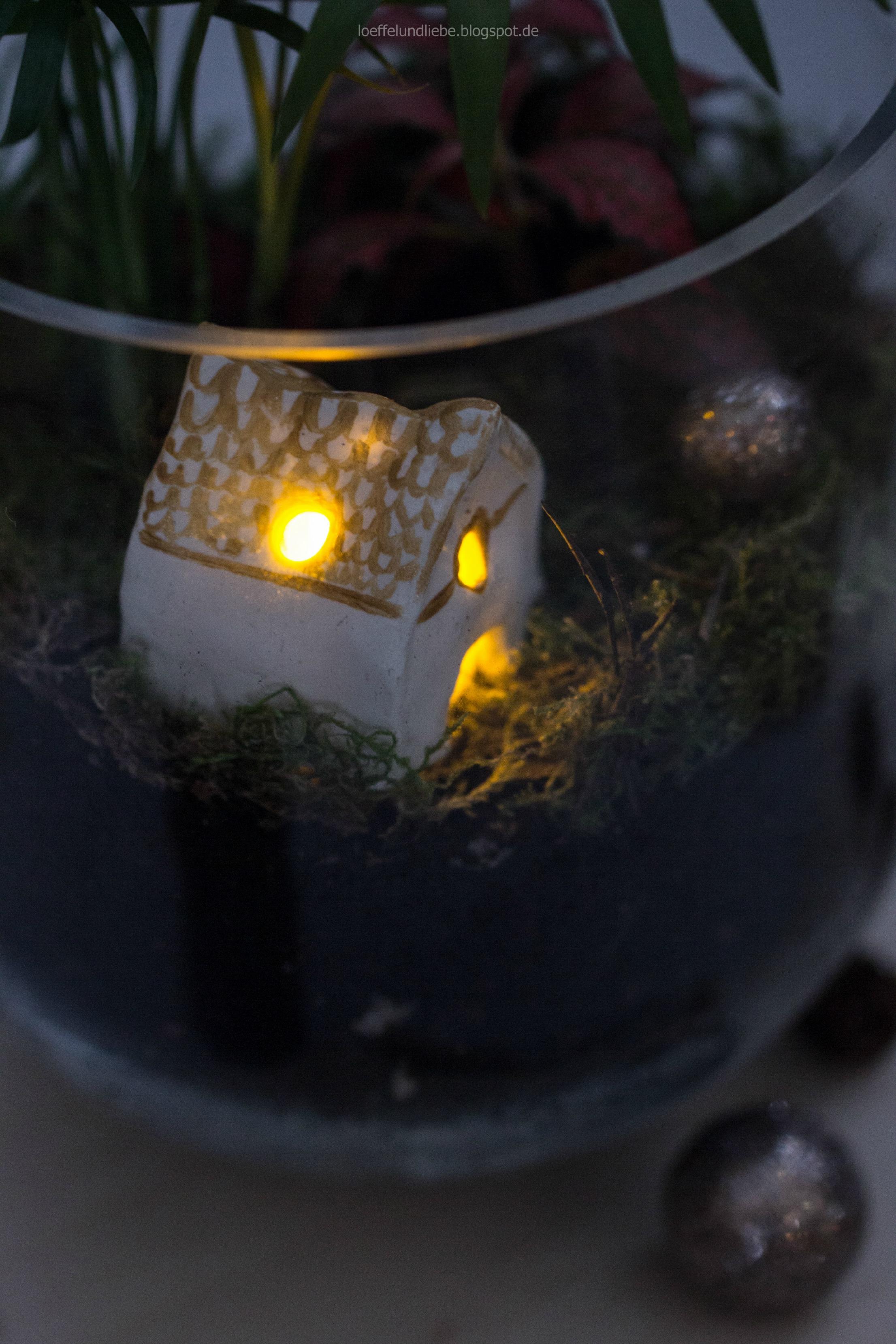 t rchen nr 23 diy gr ne weihnachten auf dem. Black Bedroom Furniture Sets. Home Design Ideas