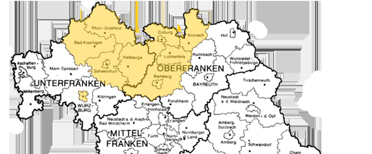 Karte Wohnberatung