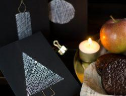 diy-einfache-weihnachtskarten-schwarz-weiss-gold-sticken-bestickt-christmascards-6