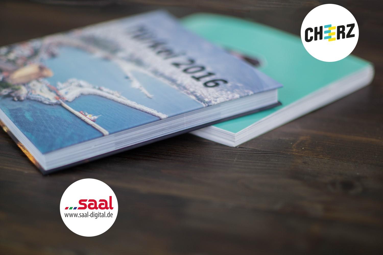 Fotobuch Cheerz Saal-Digital Vergleich Fotoalbum Logo 7