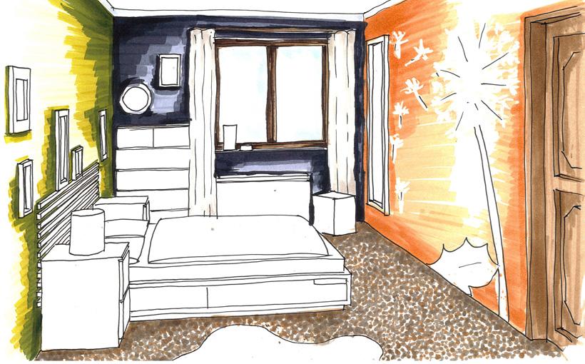Schlafzimmer Titel