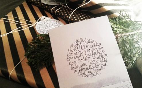 endlich weihnachten 7 schnelle diy ideen f r die. Black Bedroom Furniture Sets. Home Design Ideas