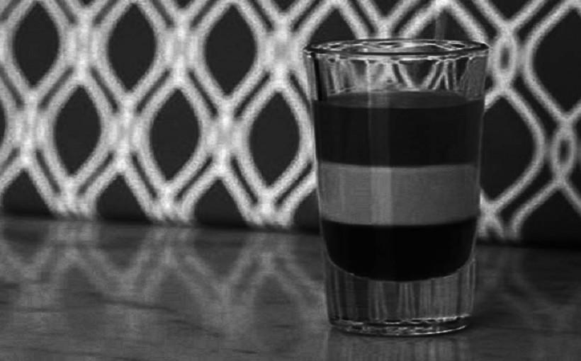 Irish-Flag Irisch Flagge Drink Getränk alkohol Sankt Patricks Day