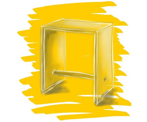 Ulmer Hocker, Ulmer schule für Gestaltung,, designikone, Designklassiker, Design