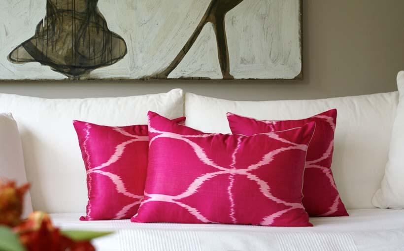 Aurata Design Kissen Gewinn Give away Interior Inennarchitektur