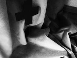DIY Kreuzgirlande und Wandgestaltung  - unser Wohnzimmer SW
