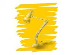 Anglepoise Lamp, Lampe Design, Klassiker, Designklassiker, George Carwardine, Briefmarke, Stamp, Großbritanien, Greatbritain, Geschichte, Idee, Entstehung, alt und neu, Erfinder, Erfindung,