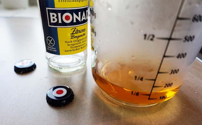 Bionade Gummibären - DIY