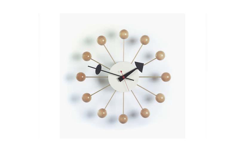 George Nelson - Erfinder der Ball clock, Designklassiker