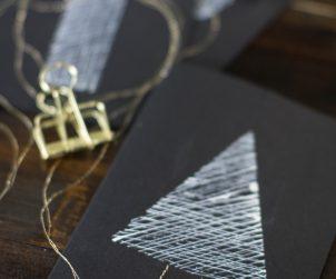 diy-einfache-weihnachtskarten-schwarz-weiss-gold-sticken-bestickt-christmascards-2