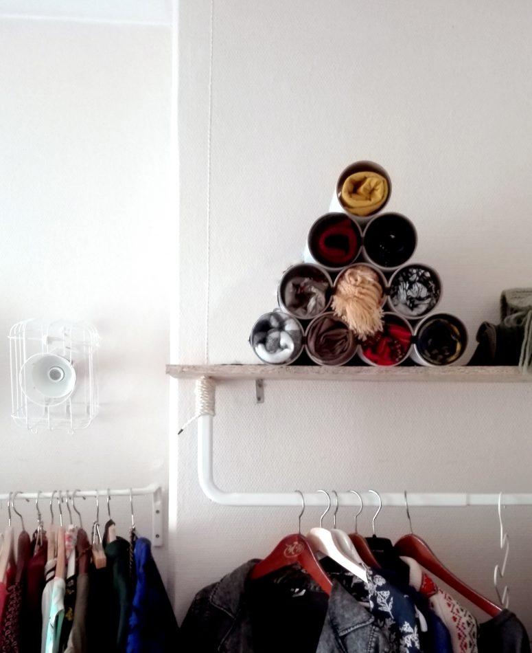 das loop schalregal sorgt f r ordnung im schrank. Black Bedroom Furniture Sets. Home Design Ideas