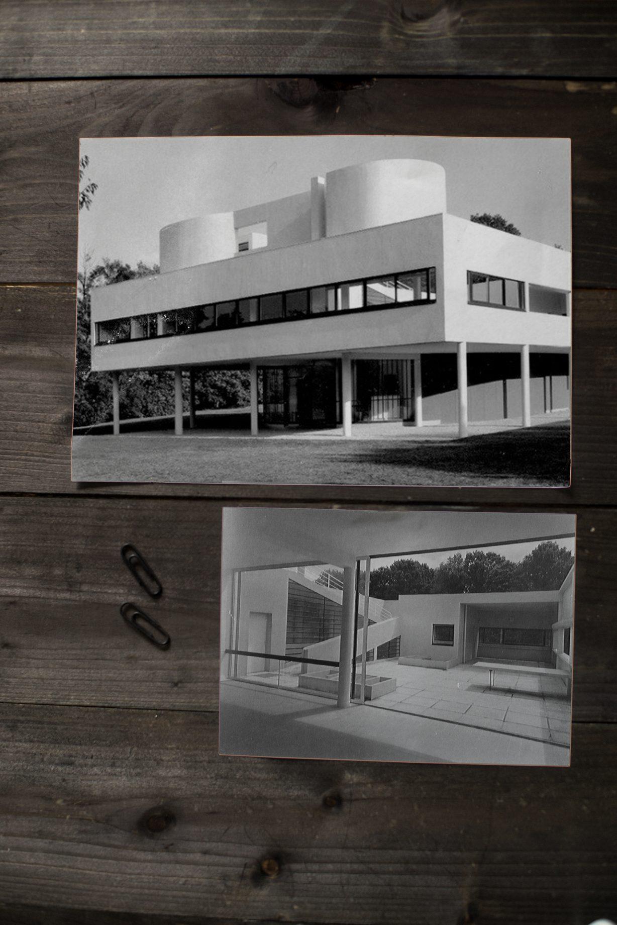 Le Corbusier Architektur Villa Savoy