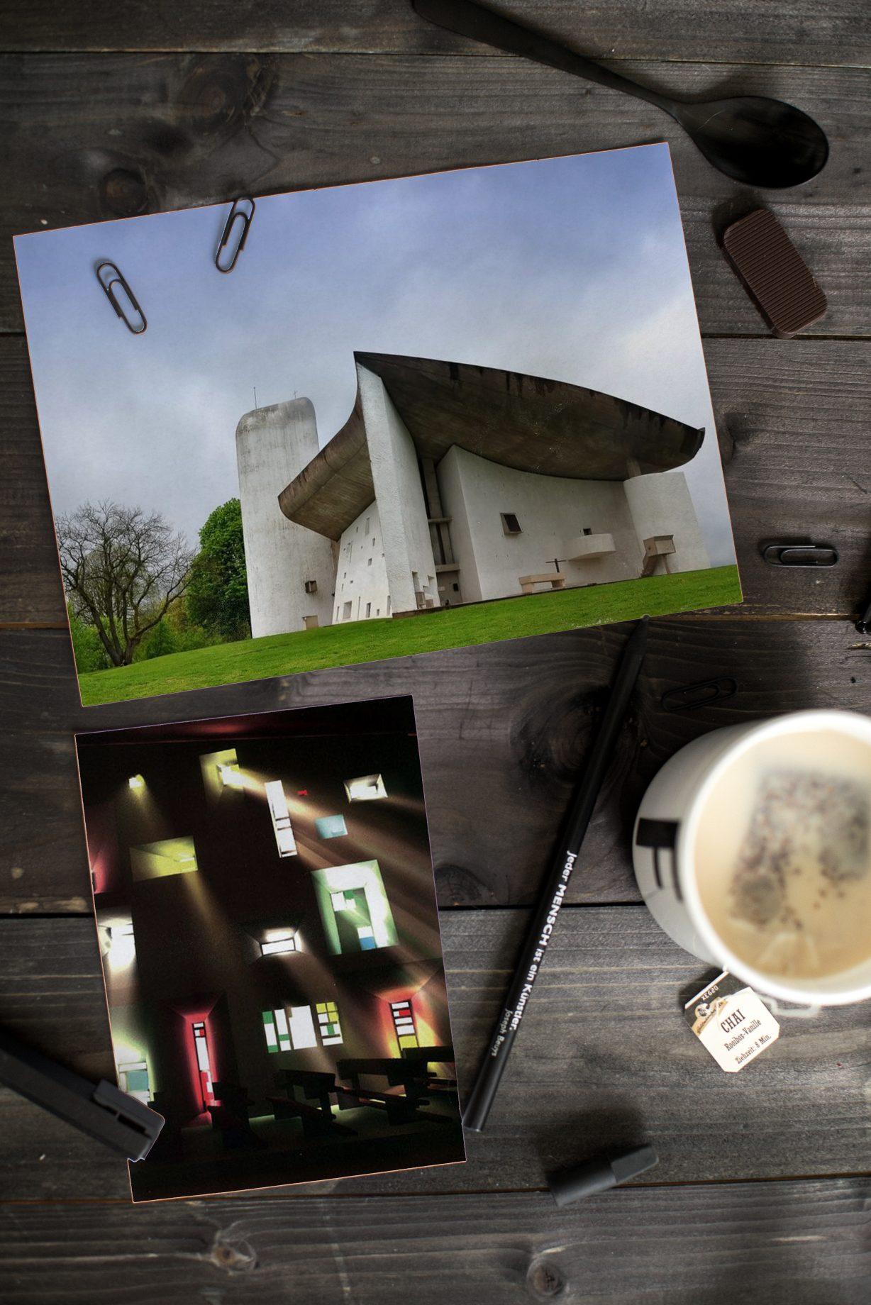 le corbusier ikone de rmodernen architektur ein portrait. Black Bedroom Furniture Sets. Home Design Ideas