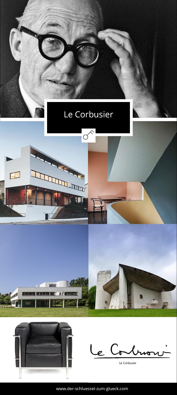 Le Corbusier Archtekt und Möbeldesigner Referat Artikel